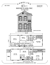 single house plan house plans charleston single house plan