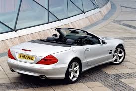 convertible mercedes 2004 mercedes benz sl class convertible review 2002 2011 parkers