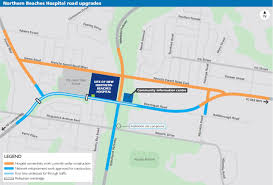 toronto general hospital floor plan northern beaches hospital sydney north projects roads and