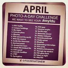 Challenge Instagram The April Photo A Day Instagram Challenge Returns Fairleigh