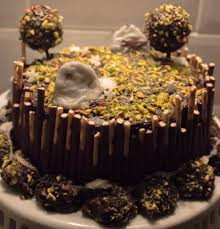 chocolate halloween cakes chocolate pistachio cake u2022 fenton eats
