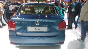 volkswagen new car ameo volkswagen ameo may launch in early h2 2016 with slight update