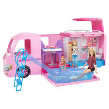 Barbie Glam Bathroom by Barbie Dreamcamper 2017 Dolls U0026 Accessories Ebay
