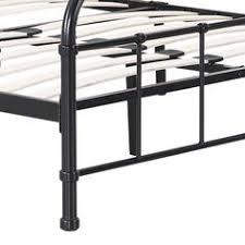 new wood bed slats convert metal bed frame to platform bed twin
