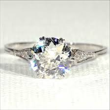 Wedding Rings For Girls by Antique Diamond Ring Ideas U0026 Collections