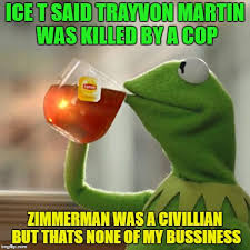 Trayvon Meme - but thats none of my business meme imgflip