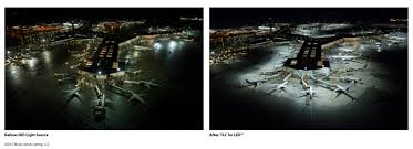 Lighting by Yvr Completes Largest Install Of Apron Led Lighting System In