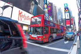 Hop On Hop Off New York Map by Topview Sightseeing New York City Top Tips Before You Go With