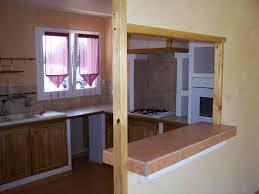 passe de cuisine meuble cuisine central cuisine en bois avec ilot central 2udance