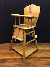 Antique Wooden High Chair Dd77ab5b9aaea176e38c8b580c78cc1d Jpg