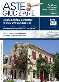 Asta Del Mobile Genova Campi by N 8 2017 Aste Giudiziarie Nazionale By Aste Giudiziarie