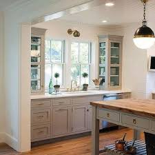 how to paint cabinets with farrow and backs of kitchen cabinets painted blue design ideas