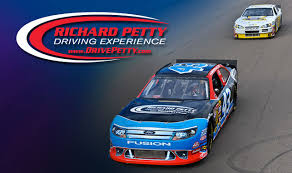 driving experience richard petty driving experience