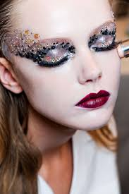 9 best glitter makeup for halloween images on pinterest make up