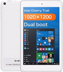 windows 10 on android tablet cube iwork8 air dual boot tablet available for less than 90 usd