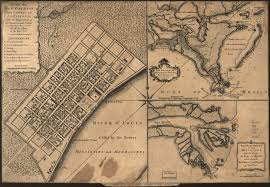 Map Of The Battle Of New Orleans by A Review Of Lawrence N Powell U0027s The Accidental City Improvising