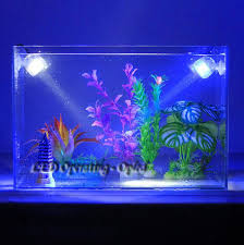 led lights for coral tanks outdoor indoor underwater led l waterproof led aquarium light