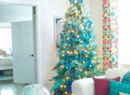 Blue Christmas Trees Decorating Ideas - kitchen ideas decorathing