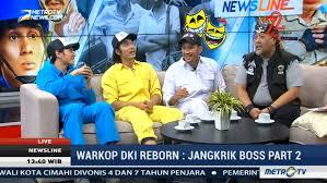 video film komedi indonesia video newsline warkop dki reborn hidupkan kembali asa film