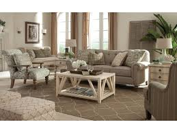 paula dean sofas paula deen by craftmaster pd754100 traditional tufted camelback