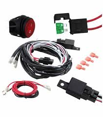 Led Light Bar Wiring Harness by Turnpro Signals Led Light Bars