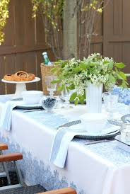 Casual Table Setting Outdoor Brunch Table Setting Satori Design For Living