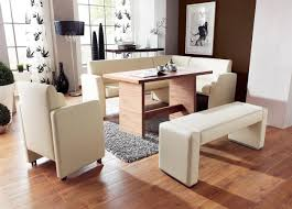 Dining Room Bench With Back Bench Likable Upholstered Corner Dining Bench With Back Shocking