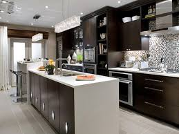 Kitchens With Dark Wood Cabinets by Download Dark Wood Modern Kitchen Cabinets Gen4congress Com
