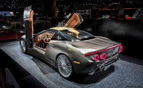 Exotic Car Interior 2017 Spyker C8 Preliator Sharp 3rd Gen Exotic Is Coming To America