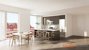 Jackson Kitchen Design by The Jackson New To Market 1 Bed 1 Bath In Lic Modernspaces Nyc
