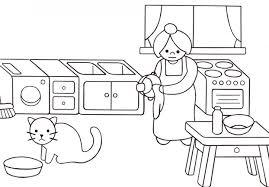 comment dessiner une cuisine dessin cuisine excellent ustensiles de cuisine dessins vecteur