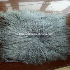 Mongolian Lamb Cushion Mongolian Fur Rugs Mongolian Fur Rugs Suppliers And Manufacturers