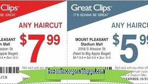 haircut specials at great clips greatclips printable coupon freepsychiclovereadings com