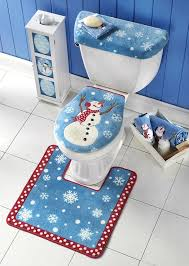 awesome christmas bathroom decoration home designing