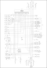 anyone have a readable rxv wiring diagram
