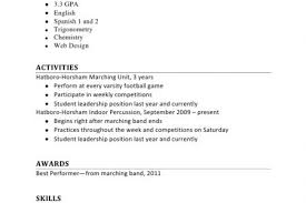 Resume Examples First Job by How To Put On Resume Law Resume Class Rank
