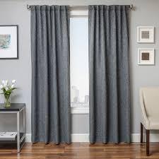 Raw Silk Drapery Panels by Softline Home Fashions Drapery Breda Panel