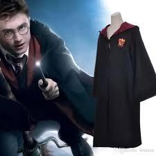 Halloween Costume Cape Free Ems Harry Potter Theme Costume Kids Cloak Robe Cape