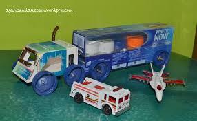 membuat miniatur mobil dari kardus truck trailer dari kardus bekas buatan ayah days in our lives