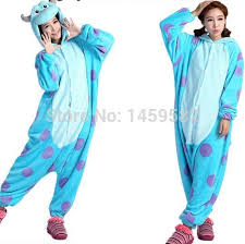 Sulley Womens Halloween Costume Buy Wholesale Monsters University Sulley Cosplay China