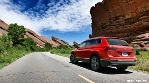 volkswagen suv 3 rows 2018 volkswagen tiguan suv first drive 5 things you need to know