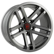 jeep wheels white rugged ridge 15303 92 jesse spade wheel 17x9 satin gun metal 07