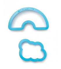 mickey mouse 3d plastic cookie cutter 3pcs kitschcakes