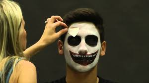 special fx make up killer clown hd kit instructions youtube