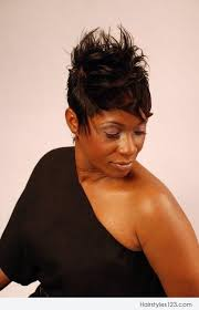 spick hair sytle for black women black women mohawk hairstyles