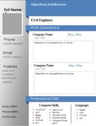 cv format for civil engineers pdf reader download civil engineering cv resume sles