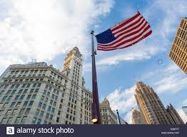 Chicaho Flag Chicago Flag Stockfotos U0026 Chicago Flag Bilder Alamy