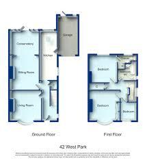 Conservatory Floor Plans West Park Middle Herrington Sunderland 3 Bed Semi Detached House
