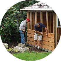 learn how to build a garden shed 101 guide for newbies