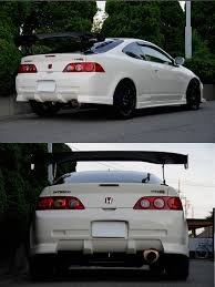 jdm acura rsx jdm dc5 type r taillights set 05 06 set in stock